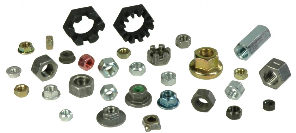 Internally Threaded Components and Lock Nuts